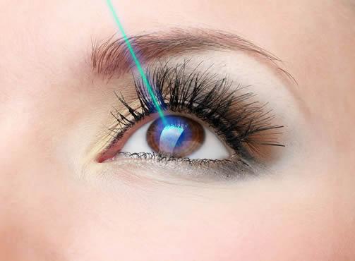Cirurgia a laser nos olhos em Curitiba